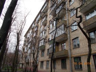 Продажа квартир: 2-комнатная квартира, Москва, ул. Строителей, 7к3, фото 1
