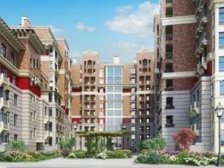 Продажа квартир: 3-комнатная квартира в новостройке, Московская область, Одинцовский р-н, с. Лайково, к19, фото 1