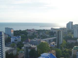 Продажа квартир: 1-комнатная квартира, Краснодарский край, Сочи, ул. Бытха, 41, фото 1