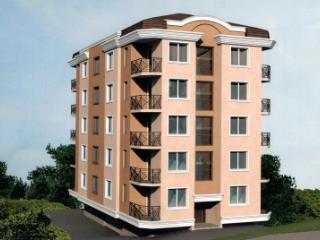 Продажа квартир: 1-комнатная квартира в новостройке, Краснодарский край, Сочи, ул. Гайдара, 153, фото 1