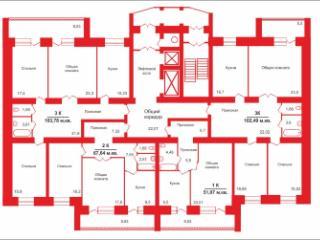Продажа квартир: 1-комнатная квартира, Барнаул, ул. Попова, 158, фото 1