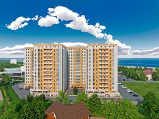 Продажа квартир: 1-комнатная квартира в новостройке, Краснодарский край, Анапа, Пионерский пр-кт, 57, фото 1