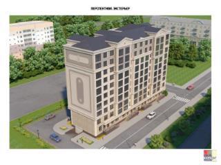 Купить недорогую однокомнатную квартиру в новостройке от застройщика на улице Ахохова в Нальчике. Объявление №795 с фото