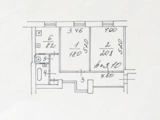 Продажа квартир: 2-комнатная квартира, Москва, Варшавское ш., 75к2, фото 1