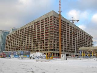 Продажа квартир: 2-комнатная квартира в новостройке, Москва, Хорошевское ш., 38А, фото 1