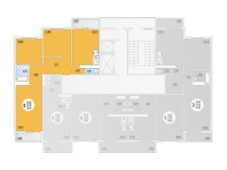 Продажа квартир: 3-комнатная квартира, Краснодар, Солнечная ул., фото 1