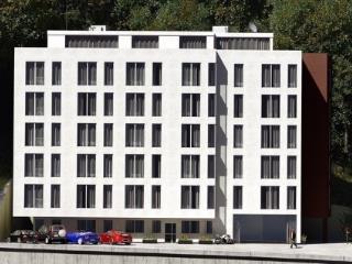Продажа квартир: 1-комнатная квартира в новостройке, Краснодарский край, Сочи, с. Барановка, Высокогорная ул., фото 1