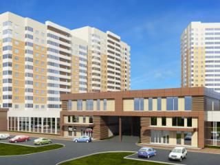 Продажа квартир: 2-комнатная квартира в новостройке, Тула, ул. Шухова, 6, фото 1