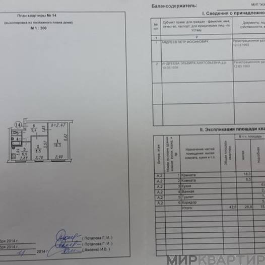 Продам квартиру Омск, Днепровская ул., 44