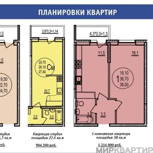 Продам квартиру в новостройке Краснодар, Кореновская ул.