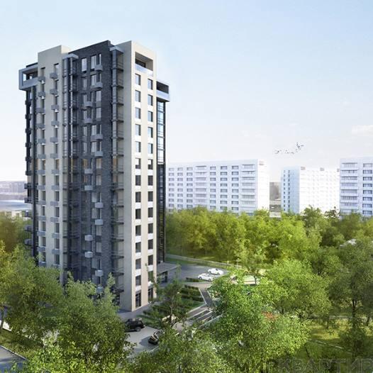 Продам квартиру в новостройке Москва, проезд Марьиной Рощи 1-й, влд2