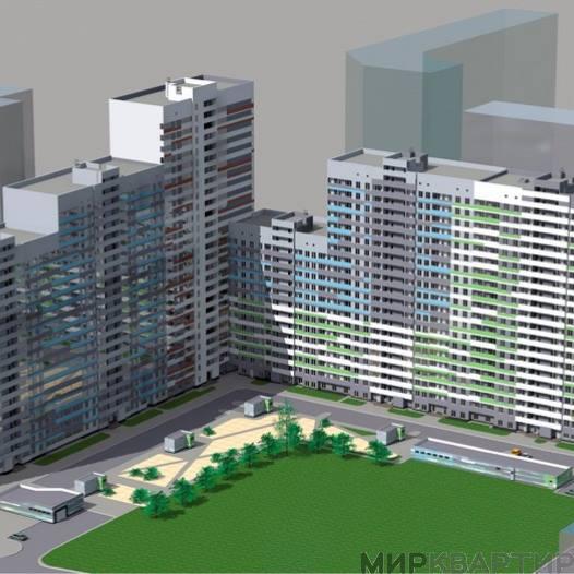 Продам квартиру в новостройке Екатеринбург, ул. Евгения Савкова, 3