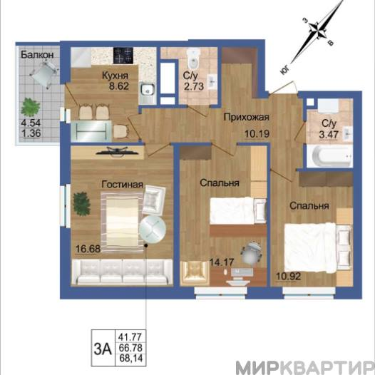 Продам квартиру Екатеринбург, Маневровая ул.