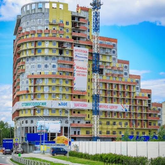 Продам квартиру в новостройке Екатеринбург, ул. Крестинского, 35