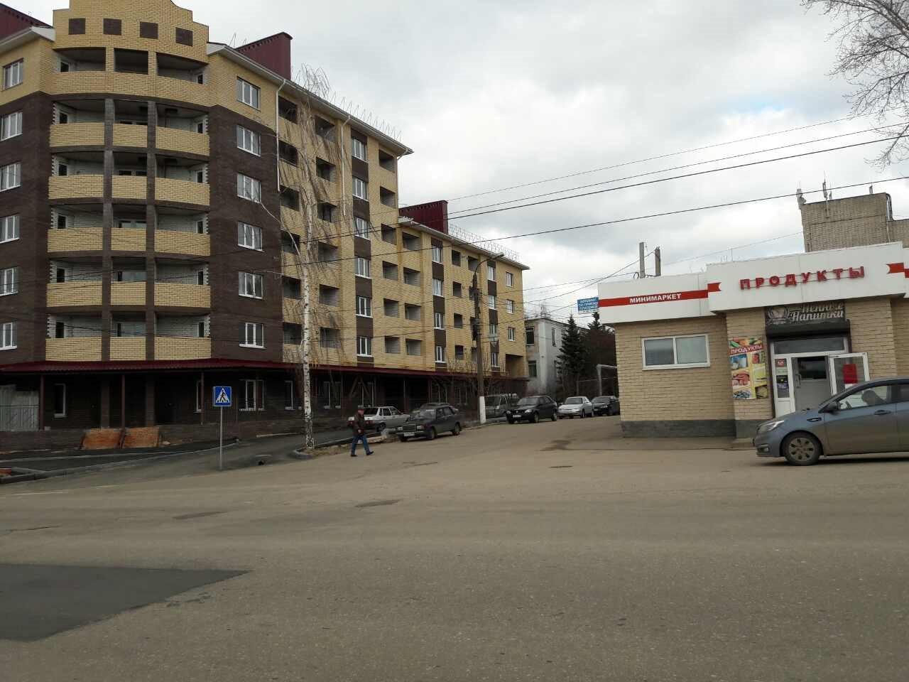 Продажа квартир: 2-комнатная квартира, Нижегородская область, Арзамас, ул. Володарского, 2, фото 1