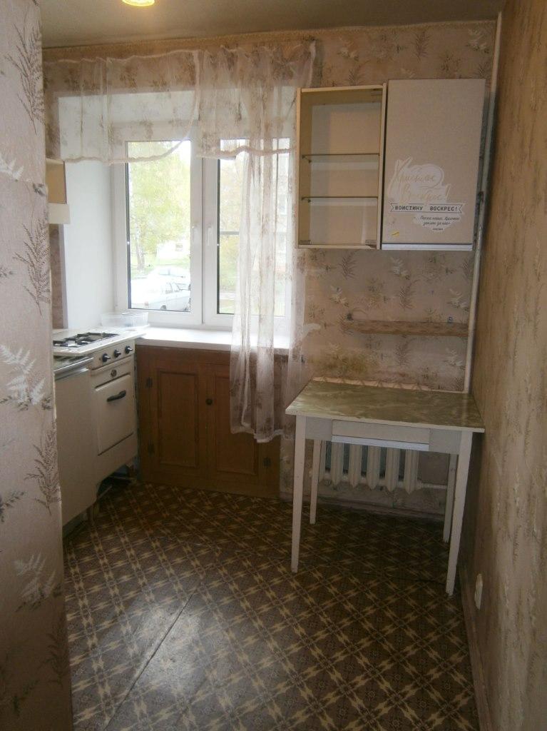 Аренда квартир: 1-комнатная квартира, Нижний Новгород, ул. Федосеенко, 95, фото 1