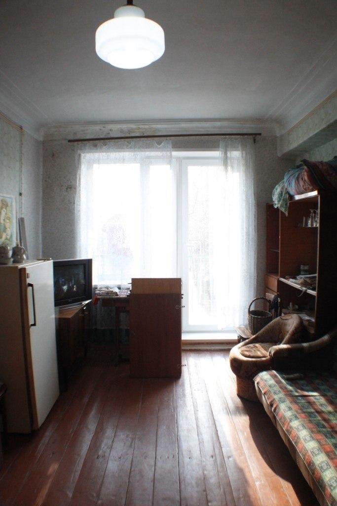 Продажа квартир: 1-комнатная квартира, Владимирская область, Александровский р-н, Карабаново, ул. Лермонтова, 3, фото 1