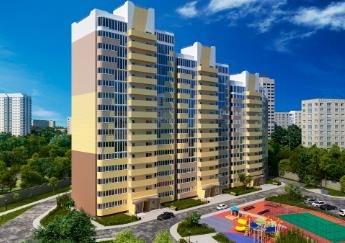 Квартира в новостройке Омск, ул. Перелета - 1
