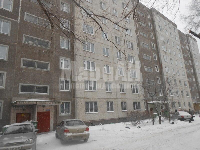 Продажа квартир: 2-комнатная квартира, Воронеж, ул. Героев Сибиряков, 30а, фото 1