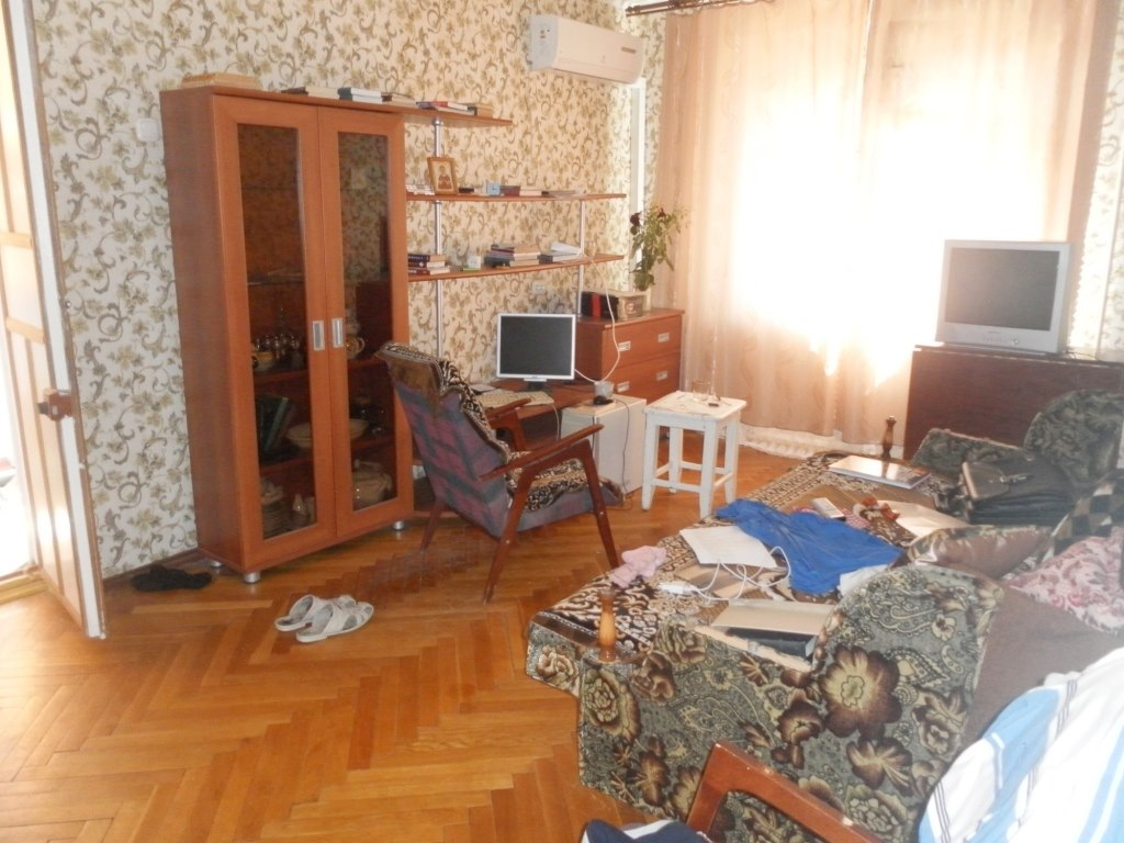 Продажа квартир: 1-комнатная квартира, Краснодарский край, Туапсинский р-н, п. Тюменский, Солнечная ул., 12, фото 1