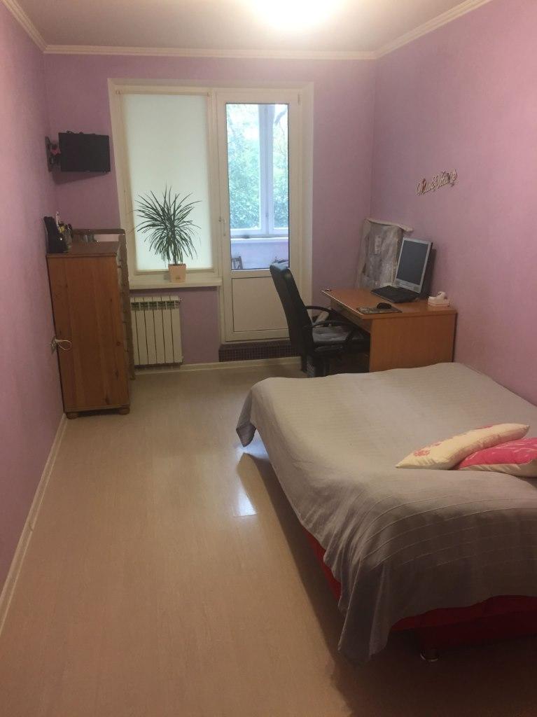 Продажа квартир: 3-комнатная квартира, Москва, проезд Шокальского, 37к2, фото 1