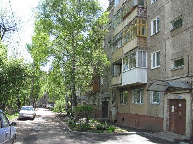 Продажа квартир: 2-комнатная квартира, Иркутск, Приморский мкр., 32, фото 1
