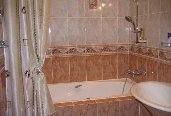 Фото ванных комнат своими руками