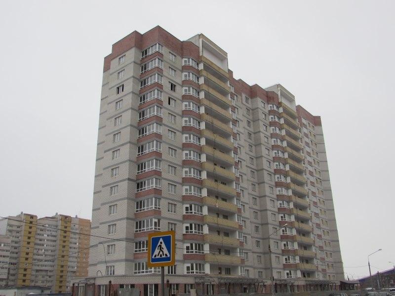 """Квартира в новостройке ЖК """"Сокол"""" (г. Ярославль), Ярославль, пр-кт Фрунзе - 1"""