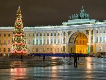 Посуточная аренда квартир на Новый год: путешествуем по России