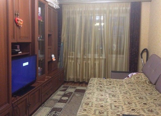 Продается однокомнатная квартира за 1 400 000 рублей. Московская обл, г Егорьевск, пр-кт Ленина, д 40.