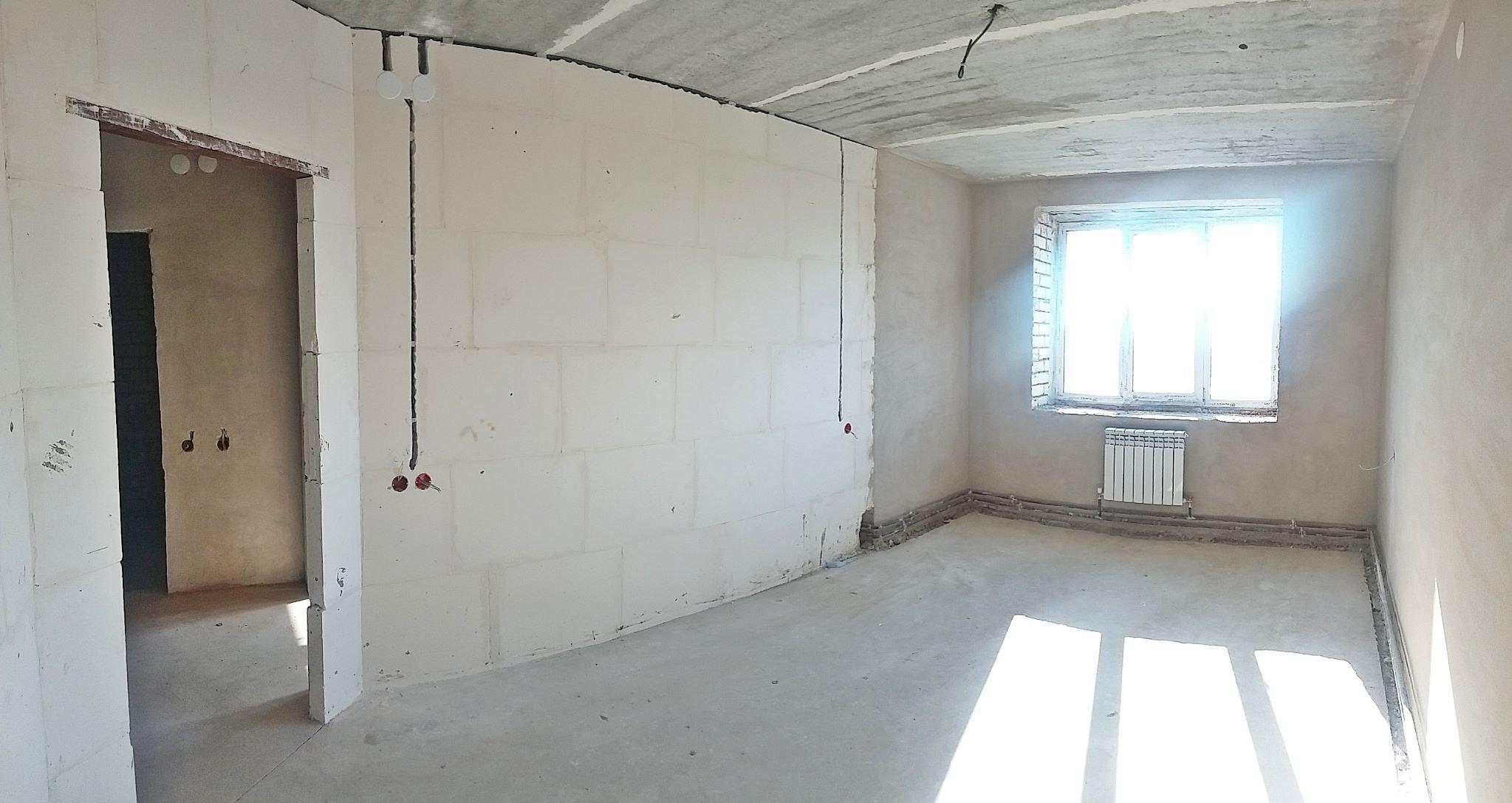 Продается однокомнатная квартира за 1 550 000 рублей. обл Ульяновская, г Ульяновск, пр-кт Академика Филатова, дом 18.